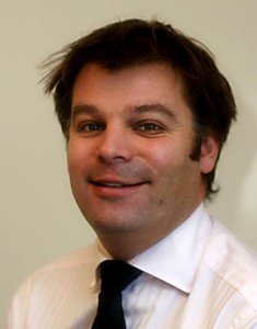 Michael Woodward, Partner at Mackay Bailey - Young Executive of the Year finalist