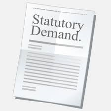 msi - statutory demand
