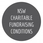 nsw charitable fundraising conditions